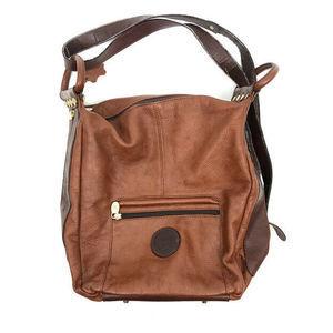 Valentina Bags - Valentina Convertible Sling Backpack Bucket Bag